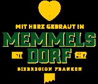 Fränkisches Bier aus Memmelsdorf | Bierregion Franken Siegel
