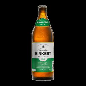 Handwerklich gebrautes fränkisches Bier aus dem Brauhaus Binkert